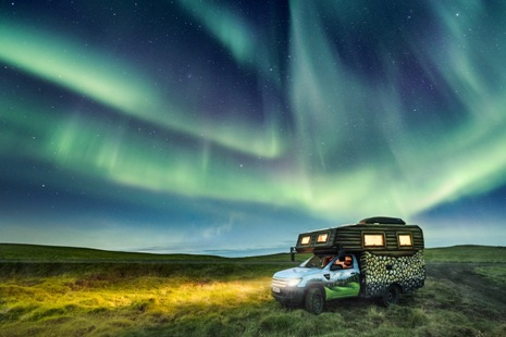EUROPAS HOHER NORDEN – Reiseabenteuer am Polarkreis