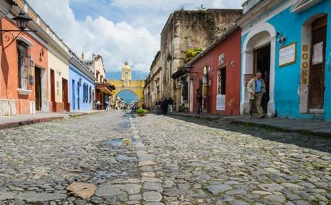 Unbekanntes Zentralamerika