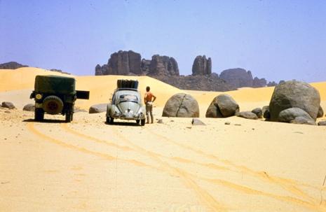 60 Jahre Reisen