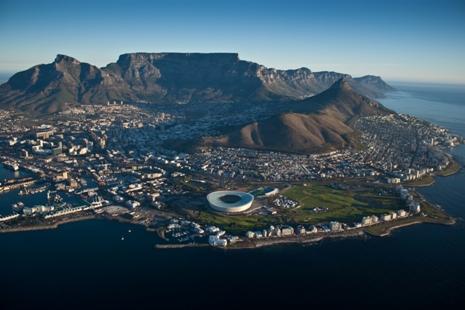 Südafrika in 3D